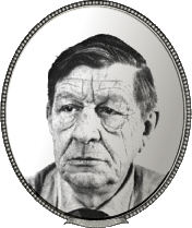 Best Water Quote by W.H. Auden
