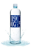Top Artesian Water Brand Logo: 1907 New Zealand